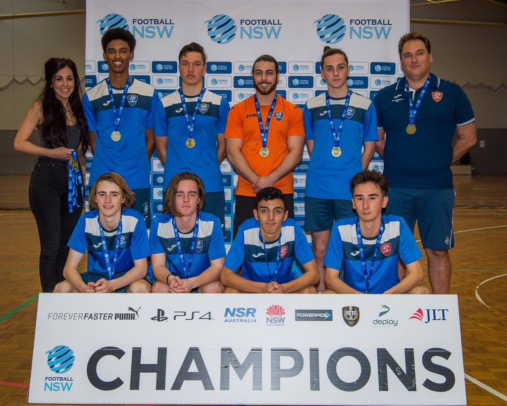 (Photos by loopii for Football NSW)