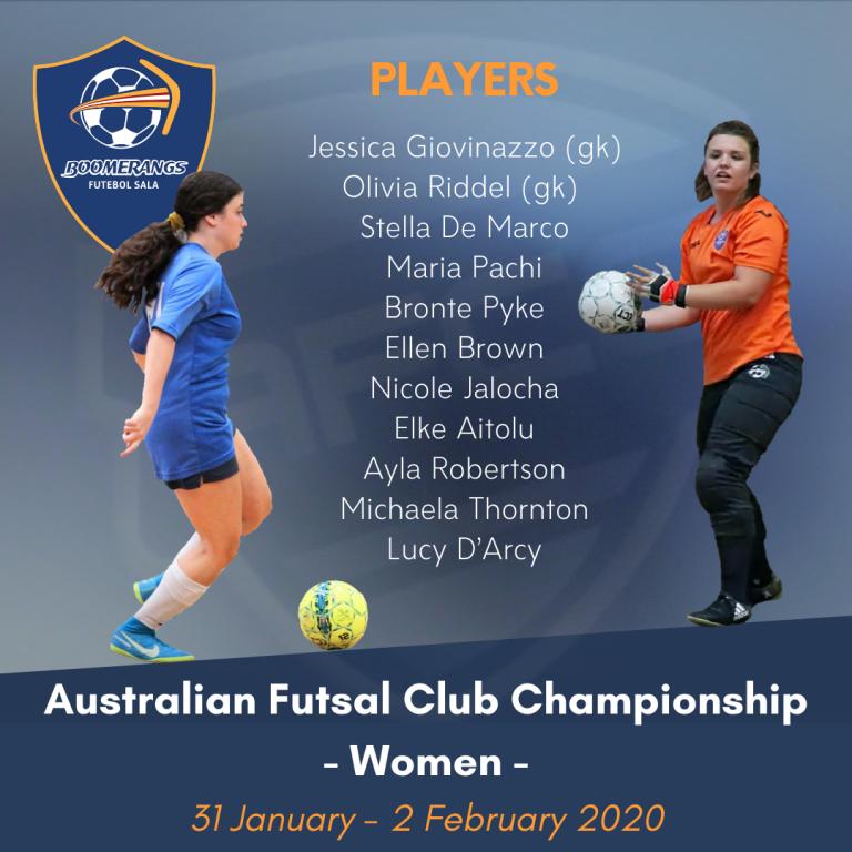 AFCC – Womens